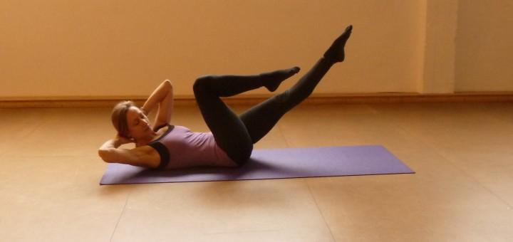Esercizio di Pilates